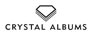 Crystal Albums - białe